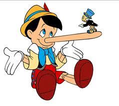 Pinocchio liar