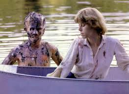 Alice: The boy. Is he dead, too?  Tierney: Who?  Alice: The boy. Jason.  Tierney: Jason?  Alice: In the lake, the one - the one who attacked me - the one who pulled me underneath the water.  Tierney: Ma'am, we didn't find any boy.  Alice: But - then he's still out there.