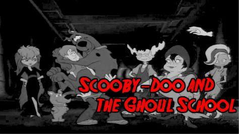 ScoobyDooGhoulSchool