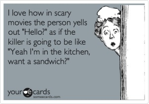 Killer Scary Movie