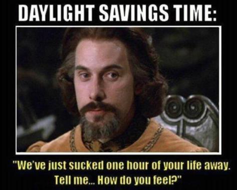 Daylightsavingstime