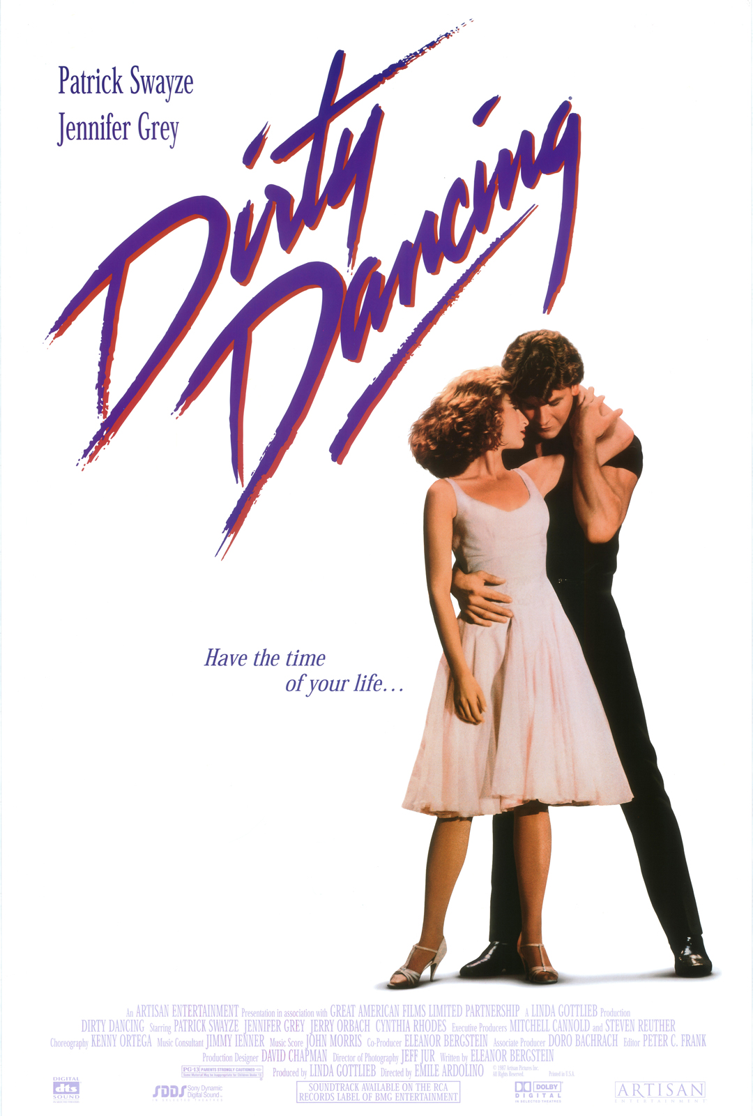 Save the Last Dance For Me: Dirty Dancing (1987 ...