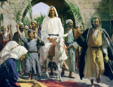 Bethphage-Jesus-enter-Jerusalem