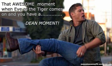 Dean Moment