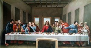 The Last Supper - Da Vinci 1495-98