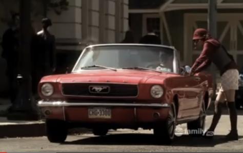 I love Mustangs!