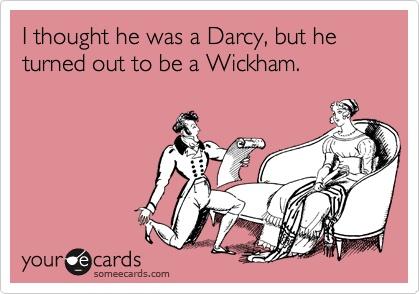 Darcy Wickham Pride&Prejudice