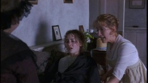 Elinor Dashwood: Marianne, you must change. You will catch a cold. Marianne: What care I for colds when there is such a man. Elinor Dashwood: You will care very much when your nose swells up.