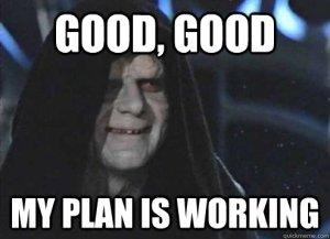 my planisworkingStarWars