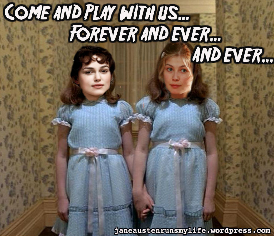 Come Play With Us: Janeaustenrunsmylife