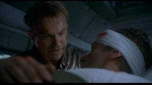 Billy Brennan: I rescued your hat. Dr. Grant: Well... that's the important thing.