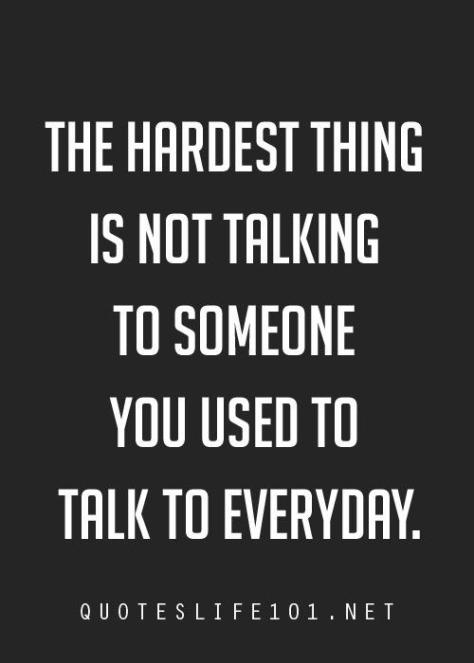 NotTalking