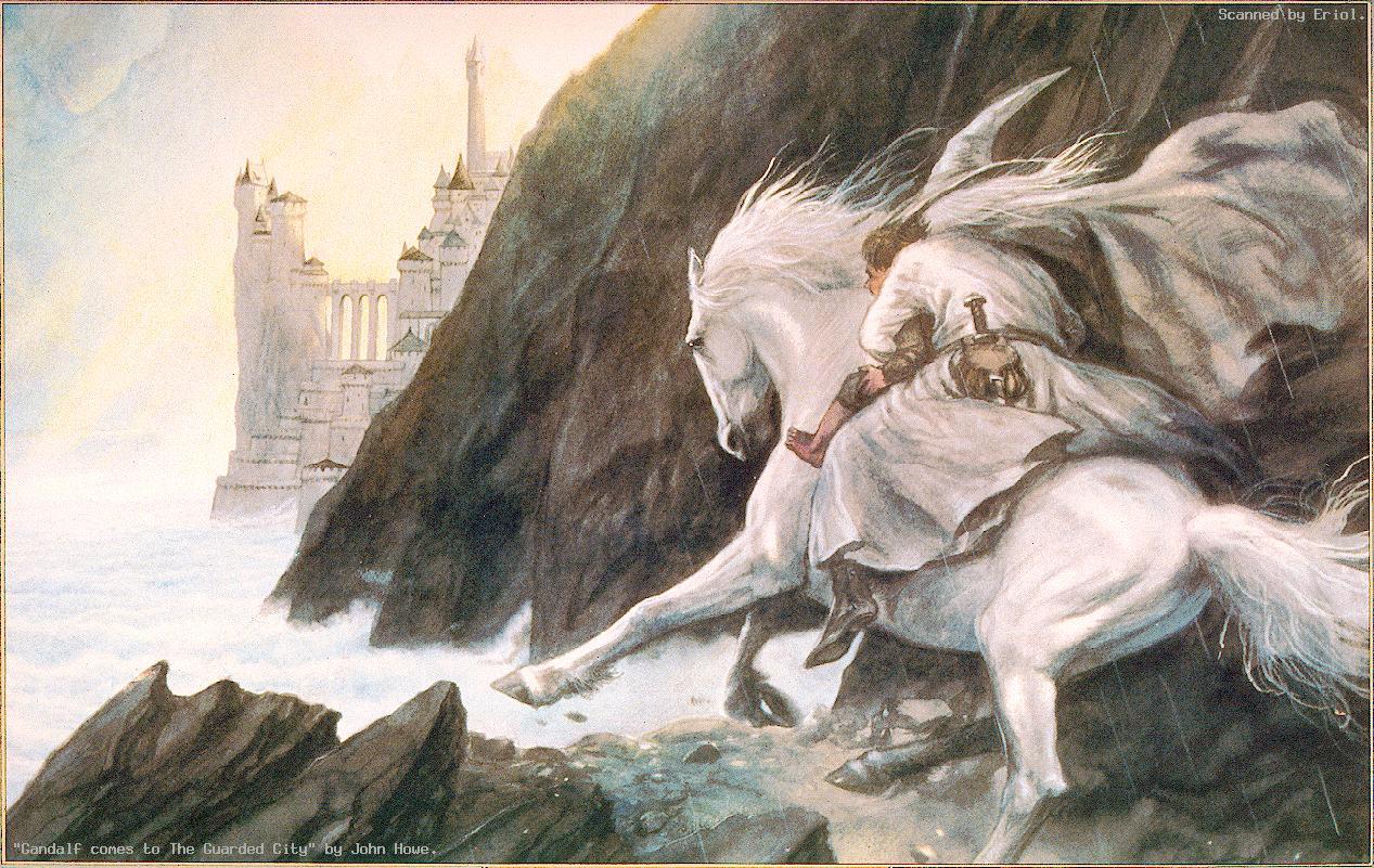 Top Wallpaper Horse Watercolor - shadowfax  2018_726725.jpg