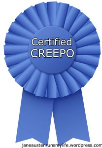 Certified Creepo Ribbon