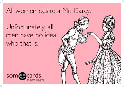 This can be said for any Austen man