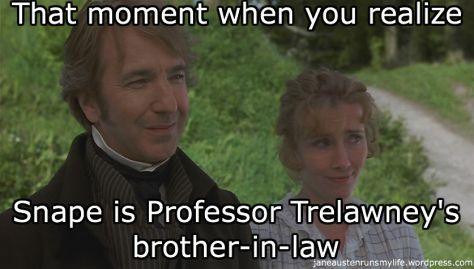 SnapeProfTrewlaney