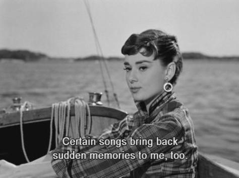 Audrey Hepburn Music Sabrina