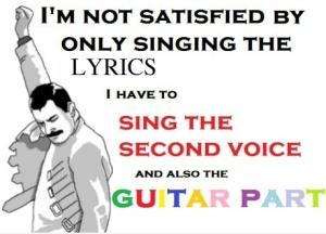 Lyrics2ndvoice&Guitar
