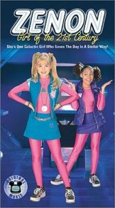 Zenon Girl of the 21st C