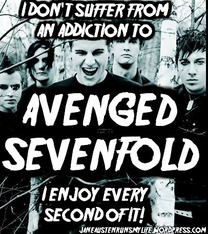 AddictedtoAvengedSevenfold