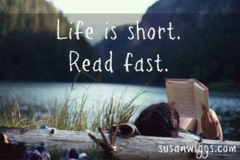 lifeshortReadfast