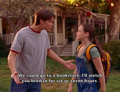 WatchyouShop Gilmore Girls