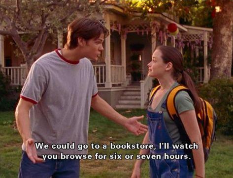 WatchyouShop Gilmore Girls