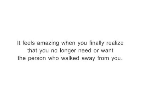 no longer need you