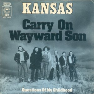 Carry On My Wayward Son Kansas