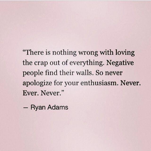 Loving Everything