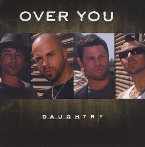 Daughtry+-+Over+You+-+5%22+CD+SINGLE-412225