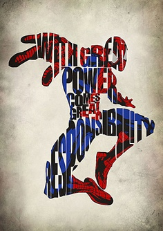 greatpower Spider-man
