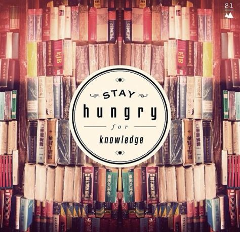 hungryforKnowledge