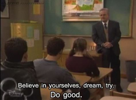 BelieveinYourselfBoyMeetsWorld Mr.Feeny