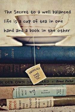 blanceTea&Books