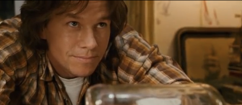 lovely bones Mark Wahlberg smile
