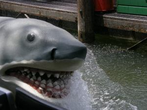 Jaws Shark attack