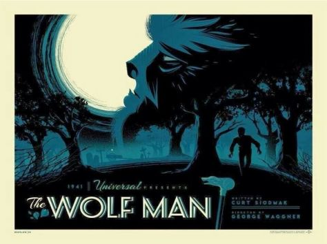 the wolf man