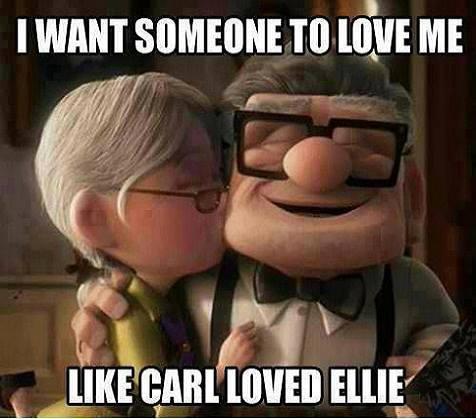 Carl+Ellie