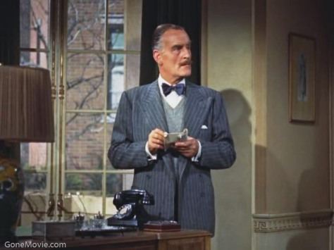 John Williams (Chief Inspector Hubbard) Dial M for Murder (1954)