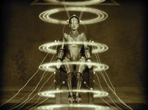 metropolis-Robot