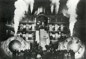 Metropolis supermachine