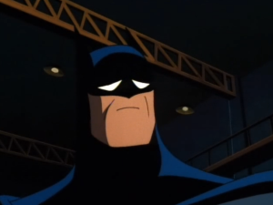 Sadface Batman