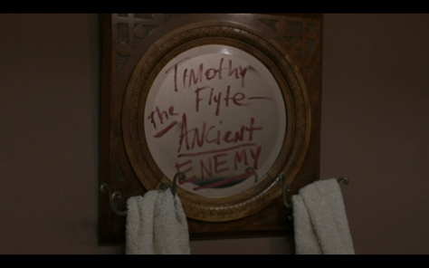 Phantoms Timothy Flyte Ancient Enemy mirror Note