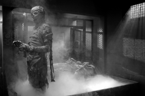 Monster Movie Supernatural Mummy