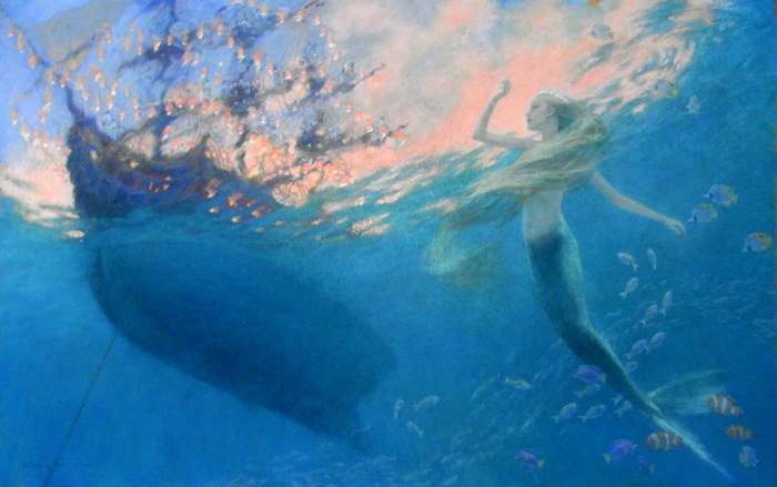 the-little-mermaid-hans-christian-andersen
