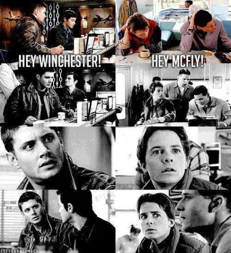 BacktotheFuturemeetsSupernatural