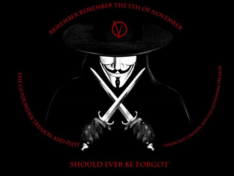 Remember_remember the 5th of NOvember V for Vendetta