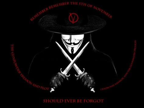 Remember_remember the 5th of NOvember V for Vendetta