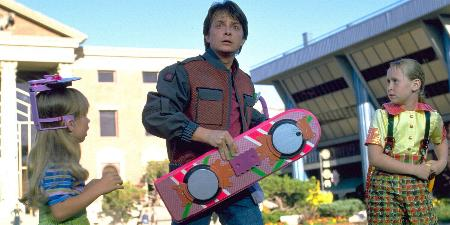 No hoverboards, but someday.